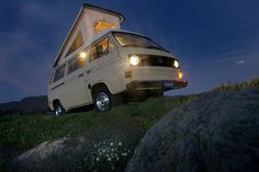 Volkswagen Vanagon Westfalia Air Cooled
