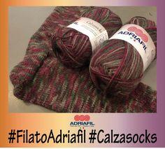 Per un bel paio di #calze, ci vuole un gran bel #filato...#calzasocks #Adriafil è quello giusto!   http://bit.ly/AdriafilCalzasocksIT …