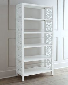 white bookcases - 4