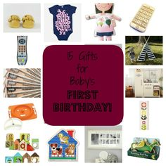 "Babble.com- Gift Ideas for Baby's First Birthday- ""My Very Happy Birthday"" personalized book made the list!"