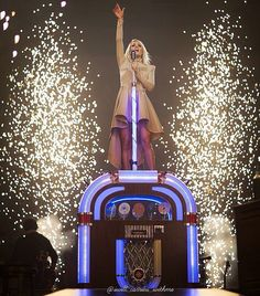 The Storyteller Tour! She is AMAZING live! Went on my birthday in Auburn Hills! INCREDIBLE
