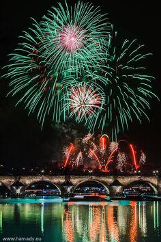 New Year's, Prague - Jan Hamadak