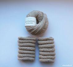 Knitting Patterns Mittens Free pattern: A ball of yarn idea: Wrist warmers knit + 1 Yarnball ideas (german) - schoenstricke . Crochet Gloves Pattern, Knitting Patterns, Knit Crochet, Crochet Patterns, Knitting Wool, Wool Yarn, Knitting Sweaters, Wrist Warmers, Hand Warmers