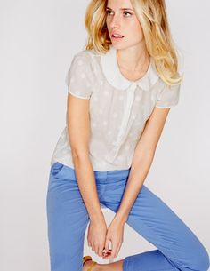 I've spotted this @BodenClothing Elise Top
