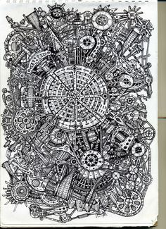technical,industrial,biomechanics Автор Любимов Алексей/Autor Alexei Lubimov
