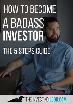 Yo! So you want to start investing in the stock market but you don't know how to do it? I have 5 steps to help you become a badass investor #investing #stockmarket #money