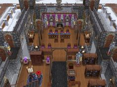 House 65 (Harry Potters magic castle) level 2 #sims #simsfreeplay #simshousedesign