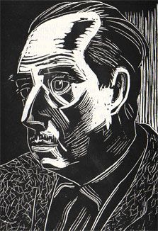 Francisco Amighetti - Grabado