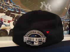 2009 Inaugural season Yankee Hat 1f4c21003e9