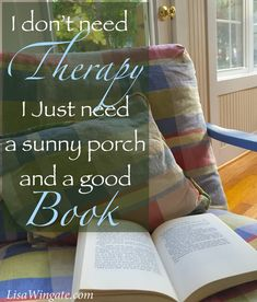 What's better than a good book to take you away from it all and put you in a better place?