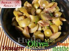 Cuisine antique : epityrum, olives marinées ou mixées façon tapenade