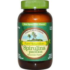 Nutrex Hawaii Spirulina Pacifica Spearmint 180 Tablets