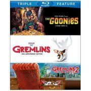 The Goonies / Gremlins / Gremlins 2: The New Batch (Blu-ray) (Widescreen)
