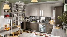 Kuhinja Veneta Cucine u greige boji, Harvey Norman Hrvatska Italian Furniture, Cuisines Design, New Recipes, Home Kitchens, Luxury Homes, Kitchen Decor, Modern Design, Furniture Design, Kitchen Cabinets