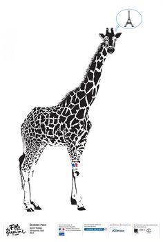 Garth Walker    Celebrate Paris, 2014    jpg (1600×2372)    Graphic Design Poster