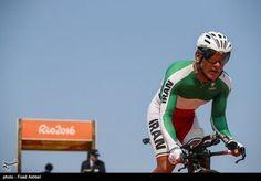 Le cycliste iranien Bahman Golbarnejad, de la guerre Iran-Irak à la mort aux JO de Rio | Nouvelles d'Iran