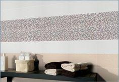 Entre nuestros revestimientos del catálogo 2014 presentamos esta serie Mosaic para baños que enamoran  A new bathroom concept #ceranosa #picoftheday #instaceranosa #cevisama #interiordesign #bath #bathroom #WallTiles