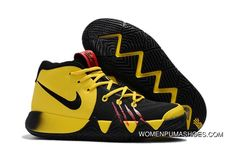 official photos 8a300 0b420 Nike Kyrie 3 Mamba Mentality Bruce Lee Tour Yellow Black Top Deals