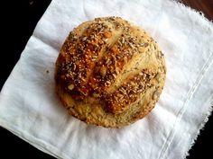 A tökéletes gyors kenyér – A tetovált lány konyhája Vegetarian Recipes, Healthy Recipes, Healthy Food, Cravings, Bread, Vegan, Breakfast, Blog, Diet