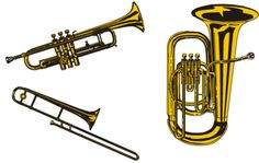 How Brass Instruments Work - The Method Behind the Music Horn Instruments, Instruments Of The Orchestra, Brass Instrument, Trumpet Instrument, Music Worksheets, Music Love, Cc Music, Music Activities, Elementary Music