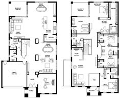Dumont 54 by Masterpiece Homes - from $519,900 - Floorplans, Facades, Display Homes and more - iBuildNew
