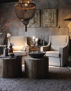 🌟Tante S!fr@ loves this📌🌟√ Pretty Rustic Living Room Furniture Sets Designs That Will Inspire You In 2019 Rustic Living Room, Rustic House, Home And Living, Living Room Designs, Rustic Living Room Furniture, Living Room Sets Furniture, Furniture Sets Design, House Interior, Living Room Tiles Design
