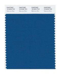 Pantone 18-4434 TCX, Mykonos Blue