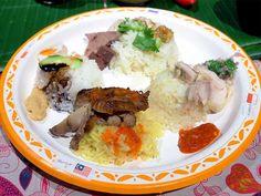 達人たちが各国チキンライスを食べ比べ カオマンガイと海南鶏飯の違いとは