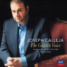 Amazon.com: Golden Voice: Joseph Calleja: Music