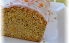 Recette - Carrot cake léger | Notée 4.1/5