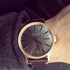 The Sentry Leather tagged  nixon on Instagram by ainara-landa. Do you have f8182aca8060