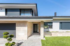 Dream House Exterior, Exterior House Colors, Dream House Plans, Dream Home Design, Modern House Design, Morden House, House Plans South Africa, Small Modern House Plans, Luxury Homes Dream Houses
