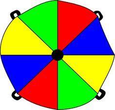 Parachute Games List - Great parachute game suggestions - SparkleBox