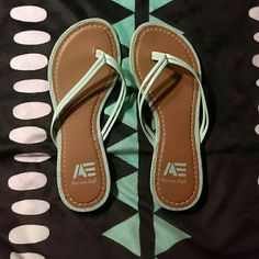 Brand New American Eagle Sandles Super cute never worn American Eagle by Payless Shoes Sandals