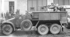 Hungarian Forces - Krupp vehicle in Hungarian army. Army Vehicles, Armored Vehicles, Military Pictures, Ww2 Pictures, Ww2 Photos, Tiger Tank, War Dogs, Ww2 Tanks, Military Equipment