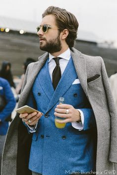 Pitti 87 People by Matteo Bianchessi | GWD