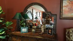Handcrafted from solid alder wood and distressed to give it a more rustic look! Mirror is perfect complement for Durango Dresser. Lodge Furniture, Western Furniture, Custom Furniture, Bedroom Furniture, 7 Drawer Dresser, Mountain Style, Wood Doors, Furniture Making, Glass Door