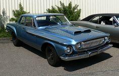 1962 Dodge Dart Max Wedge