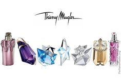 Thierry Mugler Perfume Collection 2013