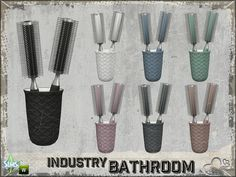 Part of the *Bathroom Industry* Found in TSR Category 'Sims 4 Clutter' Living Room Sims 4, Sims 4 Bedroom, Sims 4 Tsr, Sims Cc, Sims 4 Cc Folder, Tumblr Sims 4, Sims 4 Beds, The Sims 4 Packs, Sims House Design