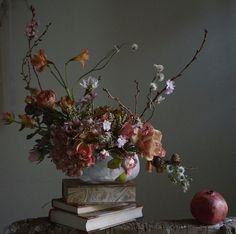 Giving Up, Happy New, Claire, December, Joy, Vase, Wren, Floral, Flowers