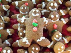 December 23: Best Gingerbread Cookies