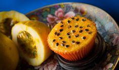BOLINHO DE MARACUJÁ E COCO Receita fácil e light, bolo fofinho e com um gosto bem suave do maracujá.
