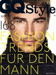 Josh Hartnett GQ Cover