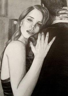 Lana Del Rey by LRFitch on DeviantArt