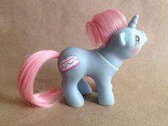 My Little Pony MLP G1 Lil Sweetcake Baby Sister Pony