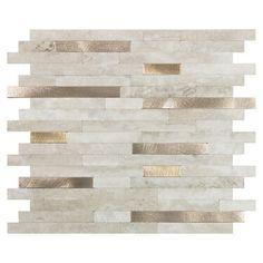 Stick On Tiles Bathroom, Kitchen Backsplash Peel And Stick, Vinyl Wall Tiles, Rustic Backsplash, Wall Tiles Design, Mosaic Wall Tiles, Peel And Stick Tile, Stone Backsplash, Kitchen Tile