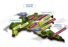 La settimana prossima il ciclo di degustazioni didattiche vedrà protagonista la Lombardia. Ancora aperte le iscrizioni per 17 e 19/3!