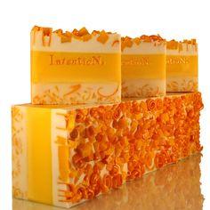 Lemon Soap Bar soaps nice packaging  homemade handmade