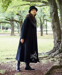 SUNNY CLOUDS 魔女のコート〈レディース〉|フェリシモ